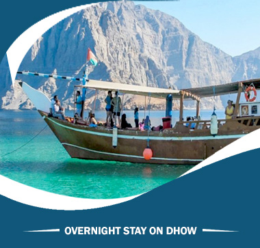 Overnight on Dhow